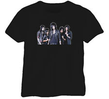 Black Veil Brides BVB Andy Six Jinxx Metal Black Shirt