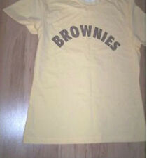 BROWNIES LADIES T-SHIRT all sizes RETRO PUNK GUIDES
