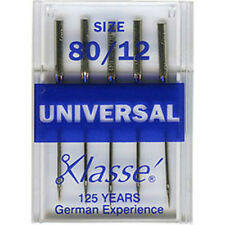 Klasse Sewing Machine Needles~BALL POINT~UNIVERSAL
