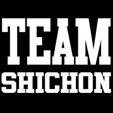 TEAM SHICHON T-SHIRT great gift for dog & puppy owners