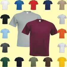 Super Premium T-Shirt Fruit of the Loom  S, M, L, XL, XXL, 3XL  viele Farben