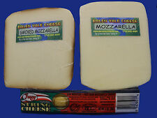Bolen Vale Wisconsin Mozzarella (plain, smoked, string)