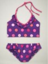 NWT GAP Ruffle Dot Two-Piece Swimsuit Swimwear NEW