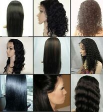 """Silk Top Front Lace Wig Body wave & Deep wave 4""""x4"""" ~~~"""