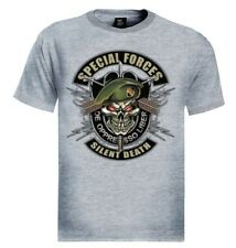 Special Forces T-Shirt army sword us marins skull