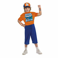 Child WWE Wrestling John Cena Cenation Deluxe Costume
