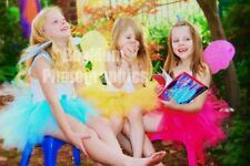 Baby Girls 21 Colours avail Fairy tutu set dress wings.