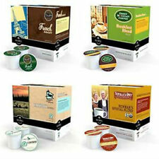 Keurig Replacement K Cups 160 K-Cups Coffee & Tea Flavors for 2.0 & KCup Brewers
