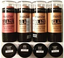 Discontinued Maybelline Master Bronze/Glaze&Mineral Power Finishing Veil/Bronzer