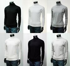 New Mens Stylish Half Turtle-Neck T-shirts Collection.