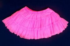 new NWT CARTER'S girls 100% Nylon Lined Pink 100% Polyester Tutu Skirt sz 2T, 3T