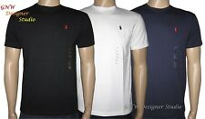 RALPH LAUREN POLO DESIGNER MENS T SHIRT / TEE Size S/M/L/XL 100% AUTHENTIC