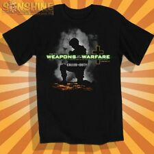 NEW KERUSSO WEAPONS OF OUR WARFARE ADULT CHRISTIAN T-SHIRT     Called to Duty