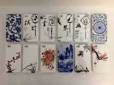 iPhone 4 4S Chinese Art Hard Case for AT&T Sprint Verizon