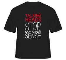 Stop Making Sense Talking Heads 80s T Shirt