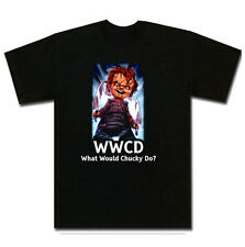 Wwjd Child'S Play Whould Would Chucky Do T Shirt