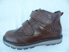 KIDS BOOTS AUSTON BROWN SIZE 7-12