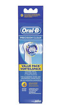 BRAUN ORAL-B PRECISION CLEAN ORIGINAL NEU IN GROSSER AUSWAHL