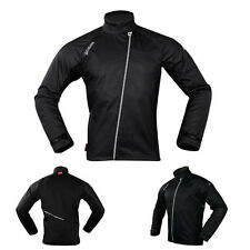 SOBIKE Cycling Fleece Thermal Long Jersey Winter Jacket-Cook Black