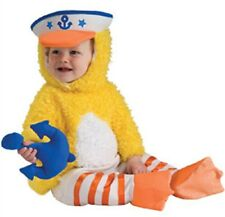 Toddler Infant Child Noahs Ark Collection Cute Plush Duck Duckie Costume Outfit