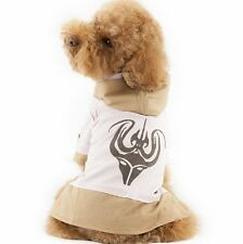 S292P Doggie Hoodie T-shirt,Pet Hoodie,Dog clothes,Pet Clothing,Dog Fashion