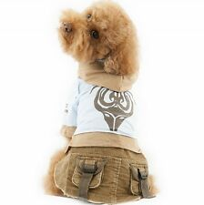 S293B Doggie Hoodie Dresses,Pet Hoodie,Dog clothes,Pet Clothing,Dog Dresses