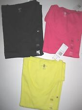 TOMMY HILFIGER Womens Tee Shirt Diff Colors Sizes
