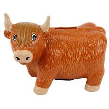 Scottish Money Boxes, Nessie, Highland Cow, Haggis