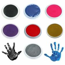 Giant Paint & Inking Pad Childrens Hand & Foot Prints Stamping Finger Painting
