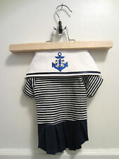 Pup Apparel: Sailor Costume