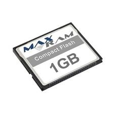 1GB Compact Flash Memory Card for Canon Digital IXUS 400 & more