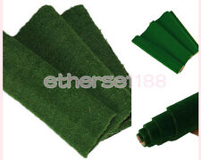 Static Grass Mat for Model Railways Train Buildings / Doll House Scenery Layout