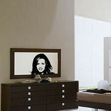 Kate Beckinsale film star Hollywood celebrity Vinyl Wall art Stickers Decal