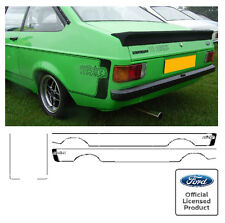 Ford Escort Mk2 Mexico Stripe Kit Decals Stickers RS Stripes