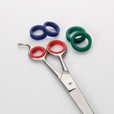 Heritage Rubber THUMB Rings for Dog Pet Grooming Shears Scissors 5 COLORS!
