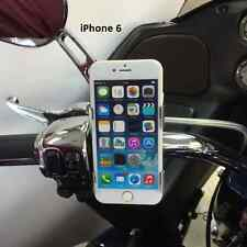 Fits Honda GoldWing Polished iPhone,iPod,iTouch,Sony,Holders/Cradle Choose Yours