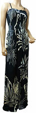 Strappy Summer Maxi Dress UK Size 10 - 26 (Grey-CETA) Available in 4 Lengths