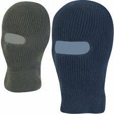 Open Face Acrylic Paintballing Airsoft Concealment Stealth Hunter Balaclava Mask