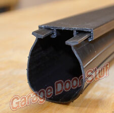 Garage Door Bottom Weather Seal T Style FOR ANY SIZE DOOR - BLACK - NEW