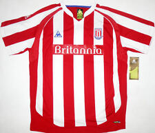 Stoke City Home Football Shirt Soccer Jersey Top Kit England NEW BNIB