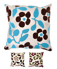Floral Pattern Cushion Cover (YL5)