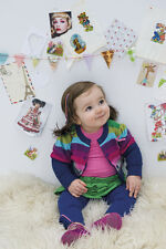 DESIGNER MIM-PI BABIES SKIRT, TOP AND SWEATER SET FOR PARTY OR SPECIAL