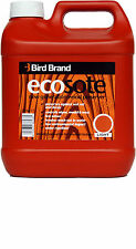 Bird Brand Ecosote   Black   4 Litres   Available in Singles or Boxes