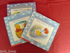 FIRST WINNIE THE POOH BOOKS (CHOICE OF TITLES) CLEARANCE PRICE + FREE UK POSTAGE