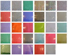 SPARKLY Glittery Tissue Wrapping Paper 5 sheets 30 designs u choose free post