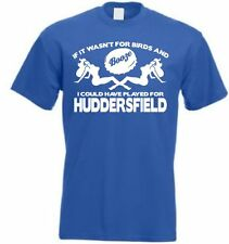 I Could Have Played for HUDDERSFIELD Football T Shirt Town