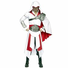 Adult Action Video Game Assassin's Creed Brotherhood Master Ezio Cosplay Costume