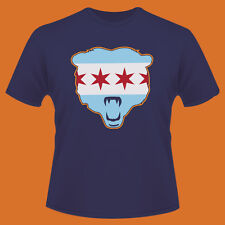Vintage Chicago Bears Shirt from Ditka Sweatervest Superfan Era Da Bears Flag