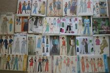 MISSES SIMPLICITY PANTS OR CULOTTES, SKIRT & BLOUSE OR TOP PATTERN YOUR PICK