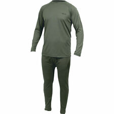 NEW Web-tex Green XT Thermal Base Layer Top Shirt and Trousers Leggings Set Pack
